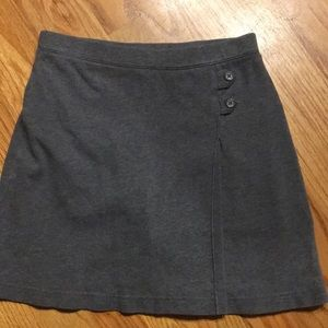 Kids land end skirt with attached shorts